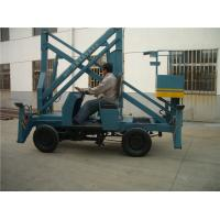 Wholesale Two Phase / Three Phase Self Propelled Aerial Work Platform For Construction from china suppliers