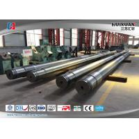 Quality JIS Standard Stainless Steel Forged Round Bar EF LF VD Melting Process for sale