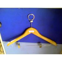 Wholesale Wooden Flat Shop, garment, Hotel Clothes Hangers for shirt, suit and coat from china suppliers