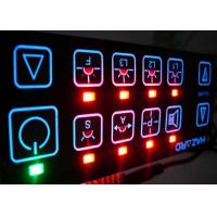 Wholesale backlit LED Membrane Switch from china suppliers