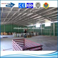 Wholesale low cost and high quality prefabricated H section steel structure industrial building shed warehouse from china suppliers