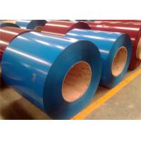 Buy cheap DX51D PPGI Coils Color Coated Steel Coil 600~1250mm Width for Building Material from wholesalers