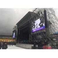 Wholesale P4.81mm waterproof Stage Outdoor Rental LED Screen High Brightness for Event Use from china suppliers