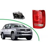 Wholesale Volkswagen Amarok 2011 2012 - 2015 2016 Automobile Spare Parts Head lamp Assy and Tail Lamp Assy from china suppliers