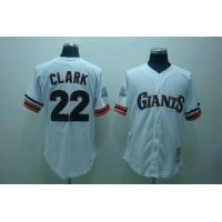 Wholesale Giants # 22 Clark white from china suppliers