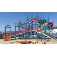 Wholesale Customized Philippines Water Park Project With 3500 M2 Galvanized Carbon Steel from china suppliers