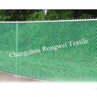 Wholesale Plastic Privacy Fence Netting Durable And Strong Anti Wind Net from china suppliers