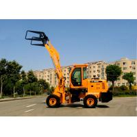 Wholesale Small straw / grass material handler lifting height 4.6m with grapple from china suppliers