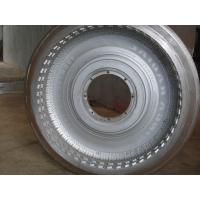 Wholesale forging steel customized Semi-steel Radial Tyre Mould / Tyre Mold from china suppliers