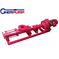 Wholesale G  type stainless steel Small Screw Pump explosion-proof 0~150m³/h Flow from china suppliers