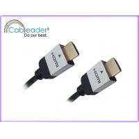 Wholesale HD 1080P HDMI Cables 1.3 & 1.4 A type Male To A type Male with 24K gold plated connector from china suppliers