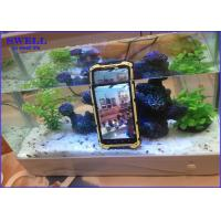 Wholesale Dual Cards Rugged Waterproof Smartphone , Quad Core Water And Shockproof Smartphone from china suppliers