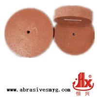 China 10x2 9p 180# non woven abrasive wheel on sale