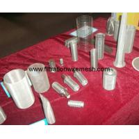 Buy cheap filter tube mesh from wholesalers