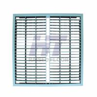 Wholesale Steel Grating Perforated Raised Floor Large Air Flow Rate with Powder Epoxy from china suppliers