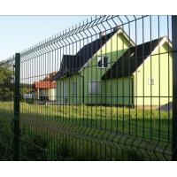 Wholesale 3D Curved Wire Mesh Fence Panel For Courtyard / Cottage / Boundary from china suppliers