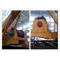 Wholesale Custom Offshore Winch , Marine Hydraulic Winch 10M-500M Drum Capacity from china suppliers