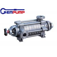 Wholesale D 600-60 Multistage High Pressure Pumps 280~1250 kw  high efficiency from china suppliers