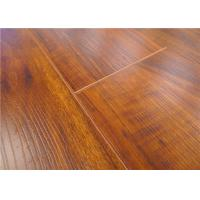 Wholesale Embossed Red Commercial Textured Laminate Flooring with V-Groove Edge from china suppliers