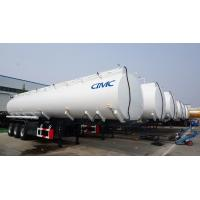 Quality CIMC great semi truck diesel oil trailer for sale for sale