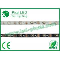 Wholesale APA 102 RGB Addressable Led Strip Ws2812B LED Strip Madrix Dmx Curtain Strip from china suppliers