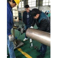 Wholesale Beveling Operation Pipe Chamfering Machine 220 - 240V With Electric Drive from china suppliers