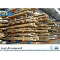 Wholesale Single / Double Sided Cantilever Rack , Q235B Steel Cantilever Racks from china suppliers