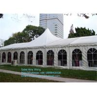 Quality Waterproof Marquee Party Tent With Colorful Roof Cover For Outdoor Events for sale
