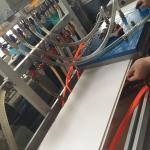 PVC ceiling panel making machine/PVC ceiling panel extrusion line