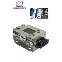 Wholesale High Security Motorized IC Card Reader Writer , Smart Chip Card Reader For Kiosk Terminals from china suppliers