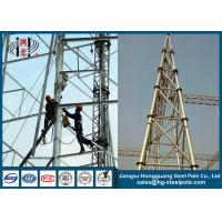 Wholesale Q345 Substation Steel Structures Minimum Yield Strength 345Mpa 500KV from china suppliers