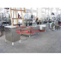 Wholesale Economy Type Small Canned Drinks Filling Line / Making Plant from china suppliers