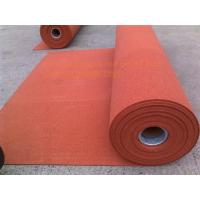 Wholesale Multipurpose Outdoor Sports Flooring Roll , Anti Slip Rubber Matting Roll Recycled from china suppliers