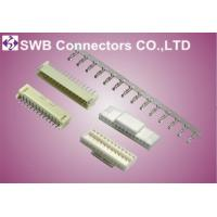 Quality 2 pin - 16 pin 2mm Wire to Board Single Row Connector Wafer For Telecommunications for sale