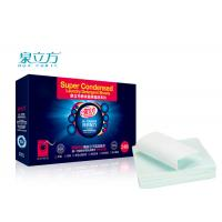 Wholesale Hotel Detergent Laundry Soap Sheets Eco-Friendly Perfumd Laundry Paper SGS from china suppliers