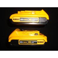 Wholesale New DEWALT DCB203 20V 20 VOLT MAX XR 2.0AH LITHIUM ION BATTERY from china suppliers