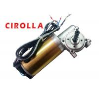 Wholesale Golden Color Heavy Load Automatic Sliding Door Motor / DC Gear Motor with Encoder 100W 24VDC from china suppliers