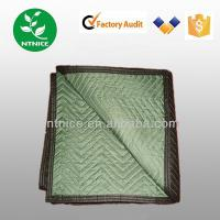 "Quality hot sale 72""*80""  woven multifunction furniture Moving Blankets 100% recycled textile materials for sale"