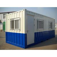 Wholesale Prefab Shipping Container Houss/Container office from china suppliers