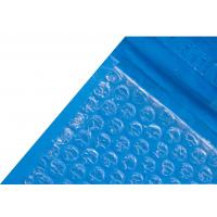 Quality #000 4 x 8 Poly Bubble Envelope , Blue Lined custom poly mailers for sale