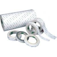 Buy cheap PET double sided tape coated with acrylic from wholesalers