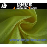 Wholesale Wholesale 100% Polyester Warp Knit Tricot Mesh Fabric for Football Sportswear /apparel from china suppliers