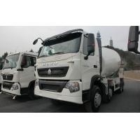 Wholesale Sinotruk Concrete Mixer Truck 12CBM Tank With Euro II Emission from china suppliers