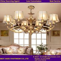 Wholesale Antique Brass Copper Chandelier Hanging Light From Best Ages Buying Agent from china suppliers