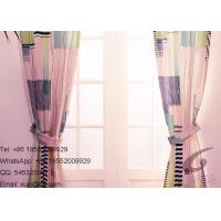 Wholesale Blackout , Insulated Transfer Printing Fabric with Colorful Geometric from china suppliers