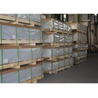 Wholesale Temper T6 6061 Aluminum Sheet Stock For Shipbuilding Length 20 - 8000 mm from china suppliers