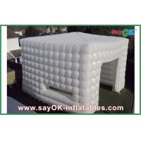 Wholesale Event Giant Inflatable Air Tent L4mxW4m Backyard White Inflatable House from china suppliers