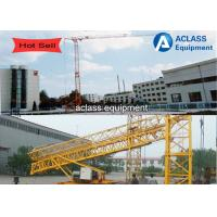 Wholesale Construction Lifting Equipment 2t Self Erecting Tower Crane Energy Saving from china suppliers