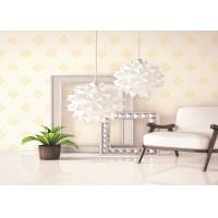 Quality Simple Chinese Classical PVC Interior Room Wallpaper With CE / ISO for sale
