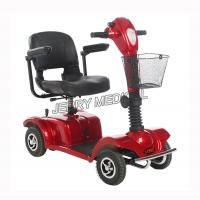 Wholesale Midi Tiller Adjustable Electric Mobility Scooter Battery Powered Intelligent Controlled from china suppliers